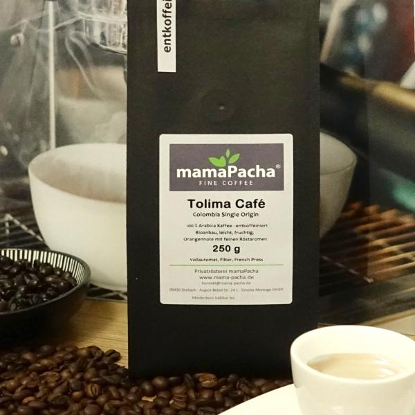 Tolima Café 250 g für Filter