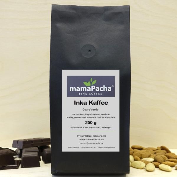 Inka Kaffee 250 g Ganze Bohnen
