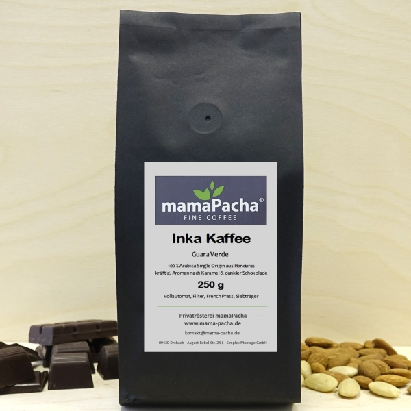 Inka Kaffee 250 g für Filter
