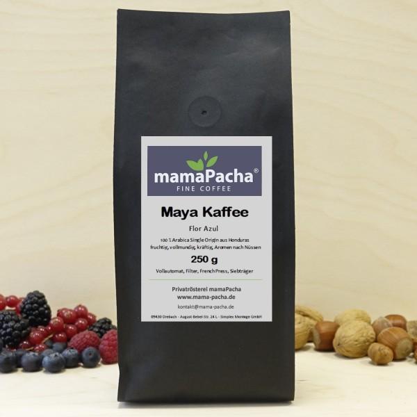 Maya Kaffee 250 g Ganze Bohnen