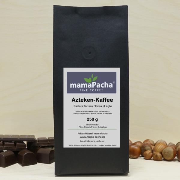 Azteken Kaffee 250 g für Filter