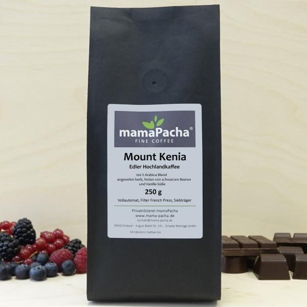 Mount Kenia 250 g für Filter